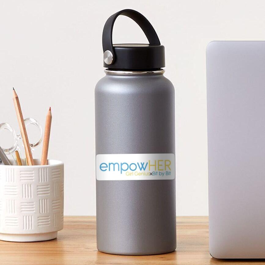 EmpowerHER Sticker