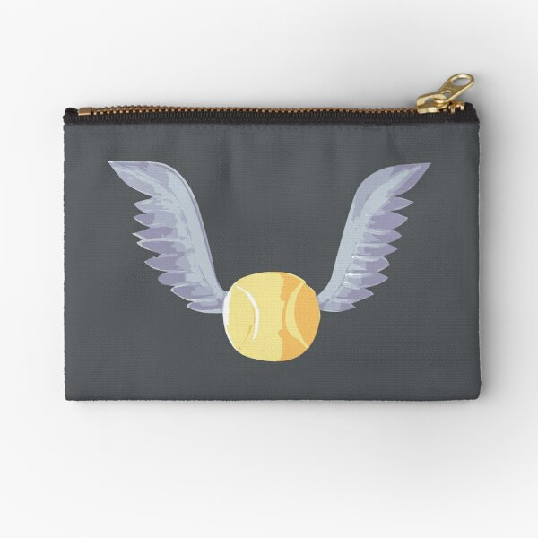 Magical Wings Zipper Pouch