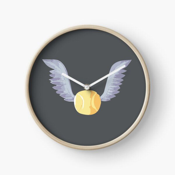 Magical Wings Clock