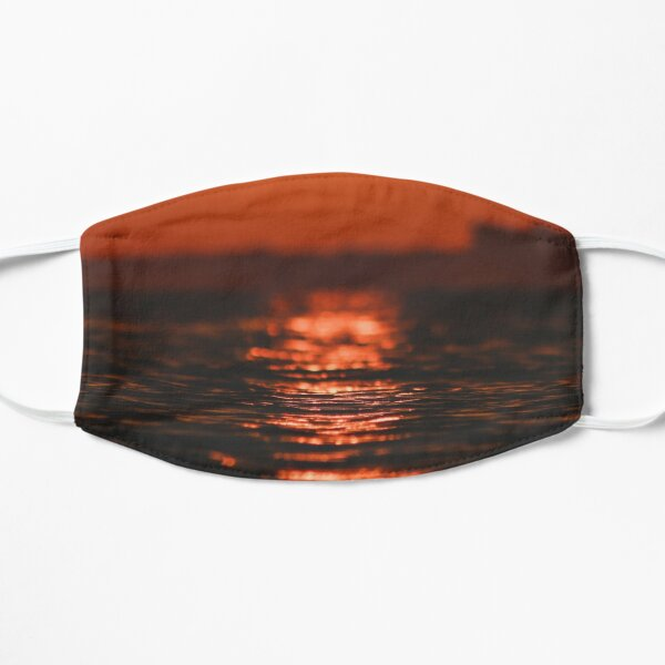 Glassy Sunset Mask