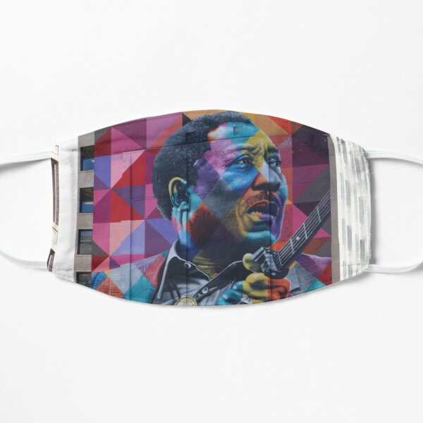 Muddy Waters in Chitown Mask