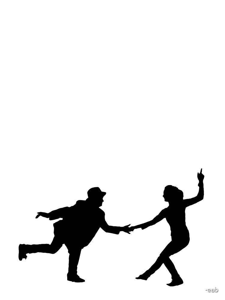 Baile swing de -eab