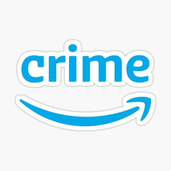 Crime Sticker