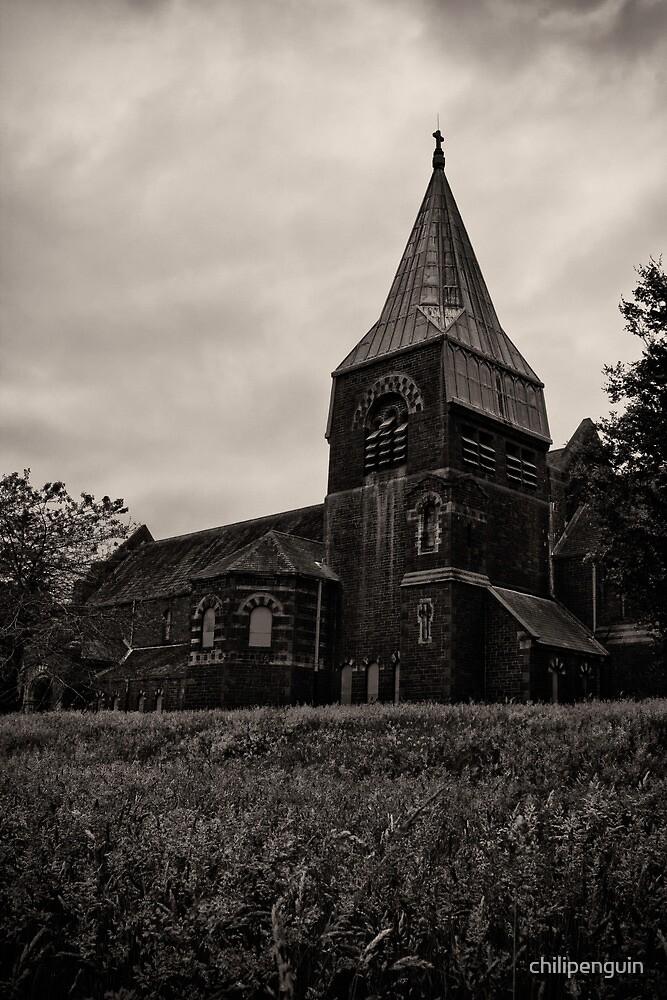 Bangour Church by chilipenguin