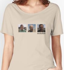Breaking Bad: Evolution Women's Relaxed Fit T-Shirt