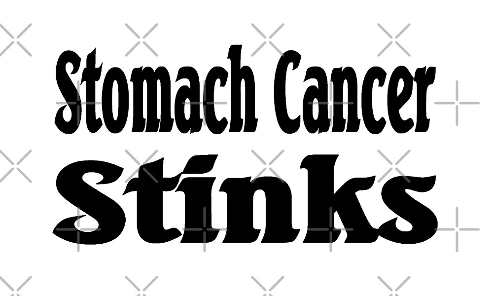 Stomach Cancer Stinks - Stomach Cancer Awareness T Shirt  by greatshirts