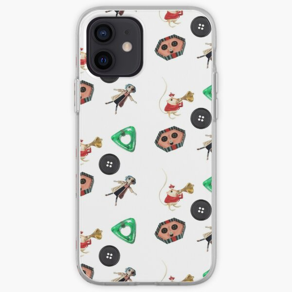 Coraline things iPhone Soft Case