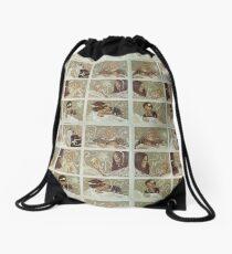 Estella - Morning Star Drawstring Bag