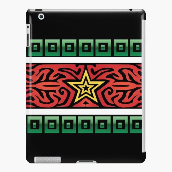 Crazy Flag # 219 iPad Snap Case