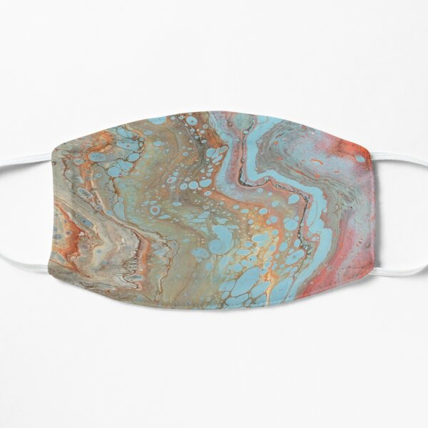 Clay Sea Flat Mask