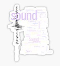 SOUND Sticker