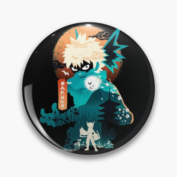 Forest Of The Moon Pin
