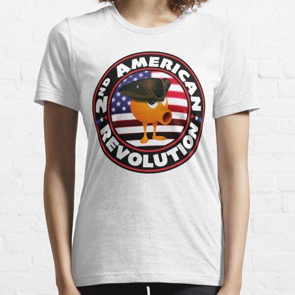 Tricorn Enoch: 2nd American Revolution Essential T-Shirt