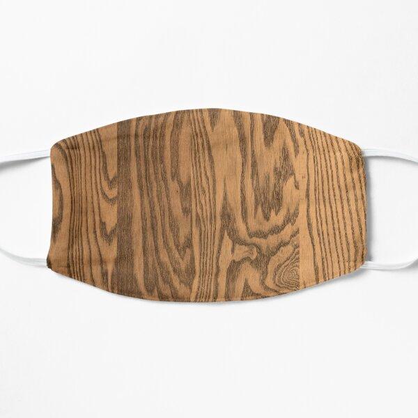 Wood 4 Flat Mask