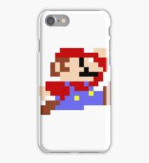 FRESH NEW AND RETRO MARIO! iPhone Case/Skin