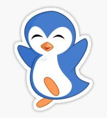 Happy Feet Dancing Penguin Sticker