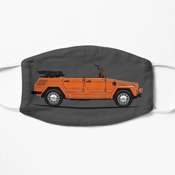 Chose voiture de route rétro Masque sans plis