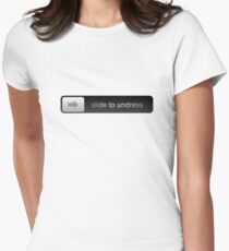 Slide to Undress T-Shirt
