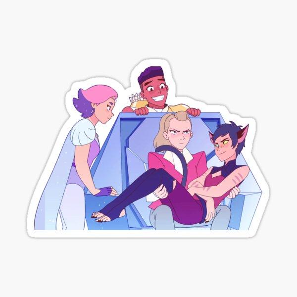 Meilleur ami Squad She-Ra et les princesses du pouvoir Sticker