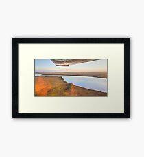 East Alligator River, NT  Framed Print