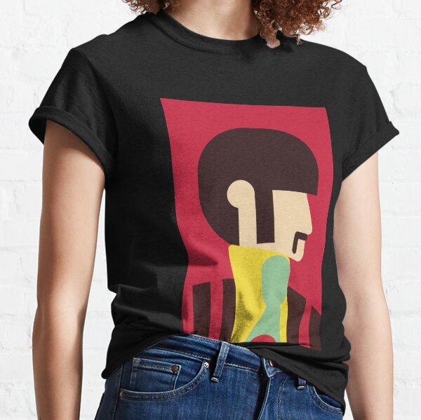 Ringo - Minimalista Camiseta clásica