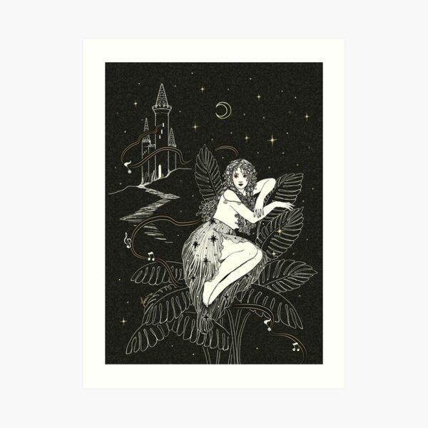 Serenata Art Print