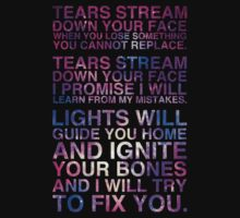 Coldplay Fix You: Galaxy