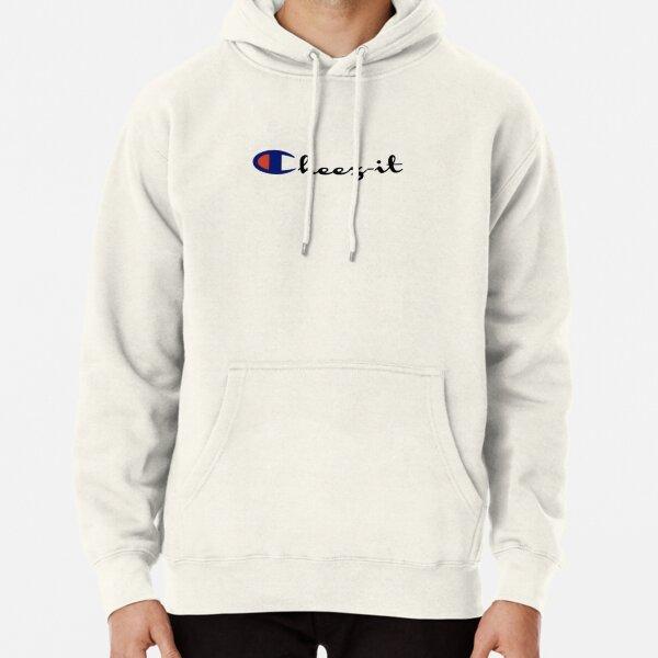"Champion ""Cheez-it"" Logo Pullover Hoodie"