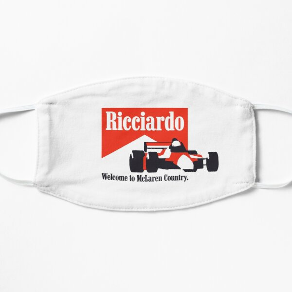 Ricciardo 2021 Flat Mask