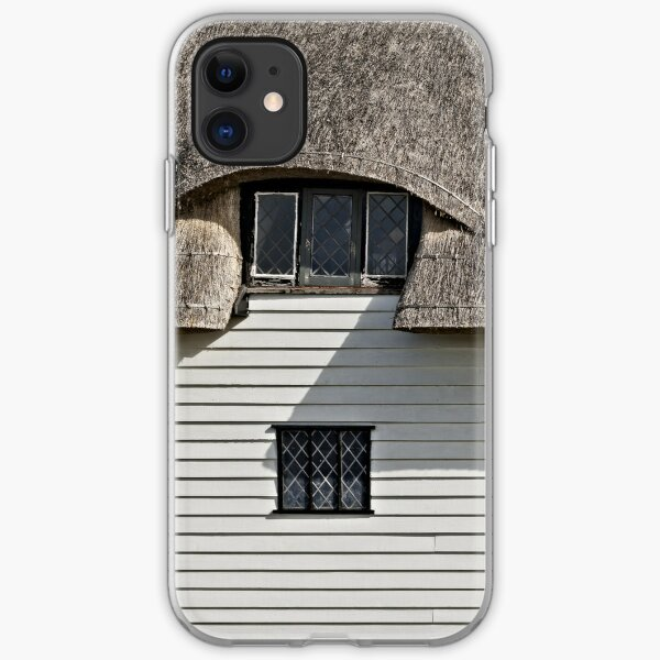 Little Cooper's Cottage. iPhone Soft Case