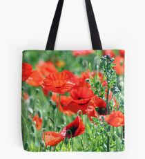 """Poppies Woldgate"" Tote Bag"