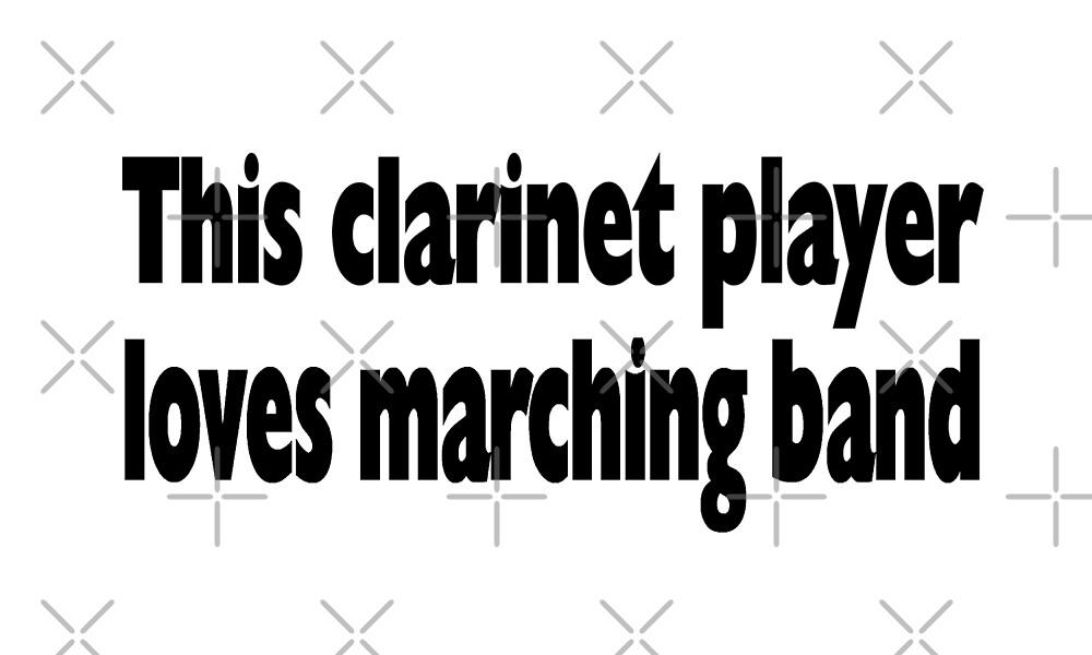 Clarinet by greatshirts