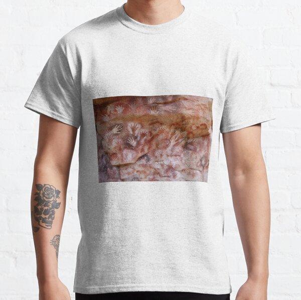 Cave painting, parietal art, paleolithic cave paintings, #Cave, #painting, #parietal, #art, #paleolithic, #paintings, #CavePainting, #ParietalArt, #PaleolithicCavePaintings Classic T-Shirt