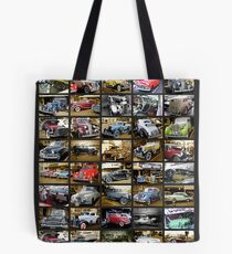 Packard Poster Tote Bag
