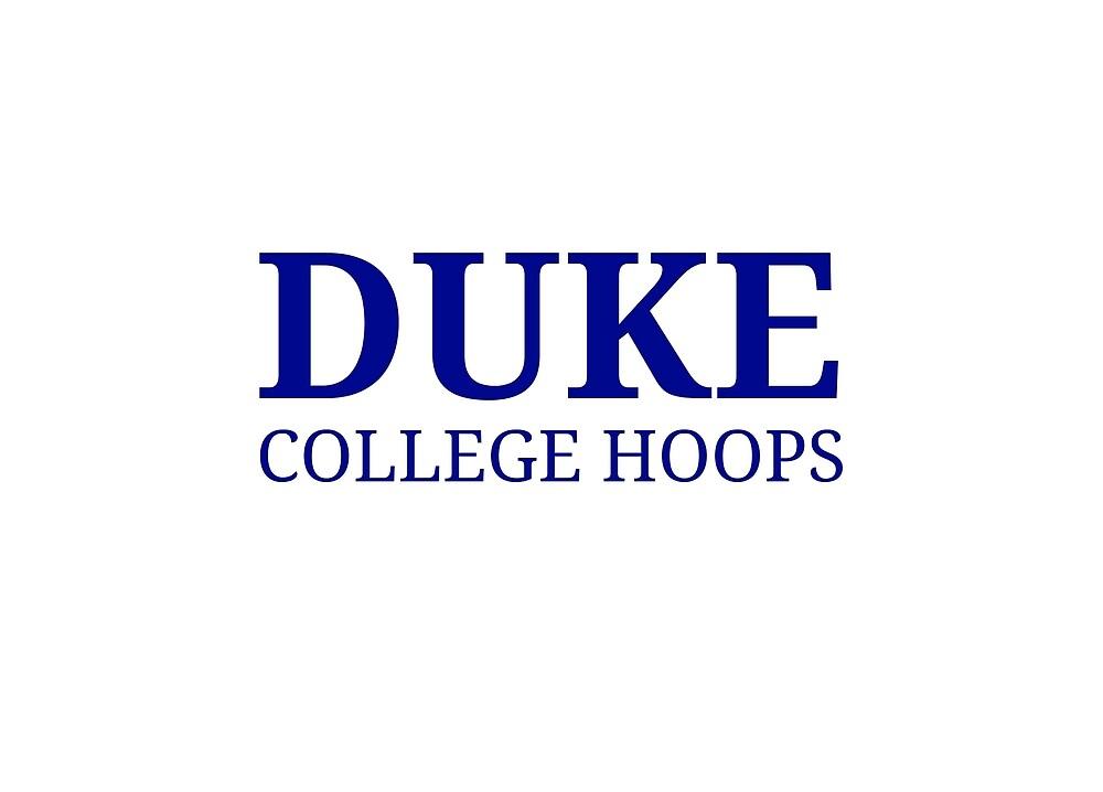 Duke College Hoops by nyah14