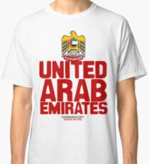 United Arab Emirates Classic T-Shirt