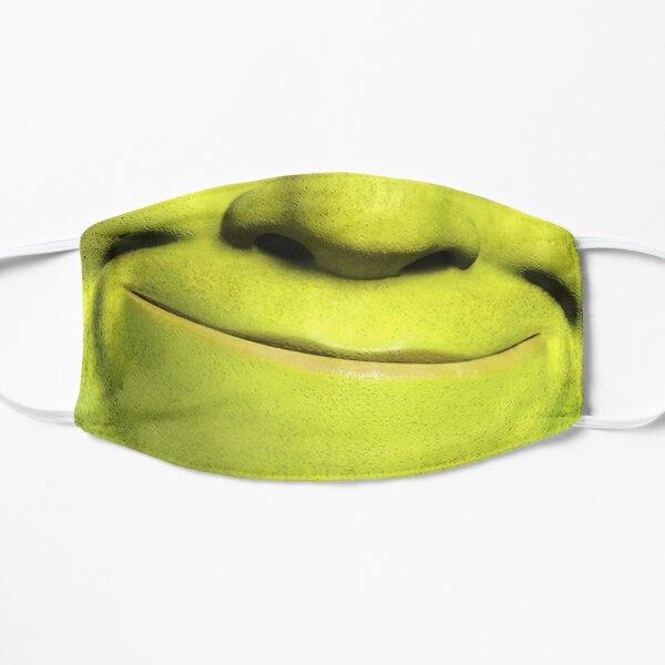 Shrek Masque sans plis