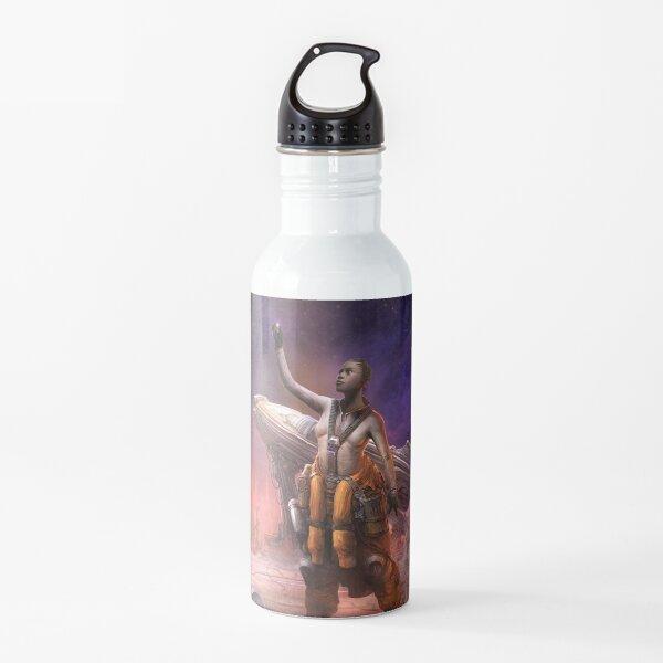 Steampunk Astronaut Water Bottle