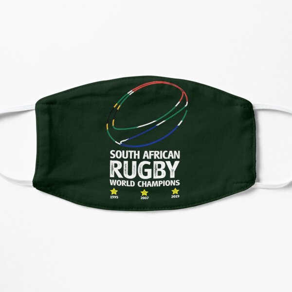 South Africa Rugby Bokke Mask