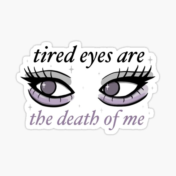Harry Styles Fine Line Lyrics Sticker