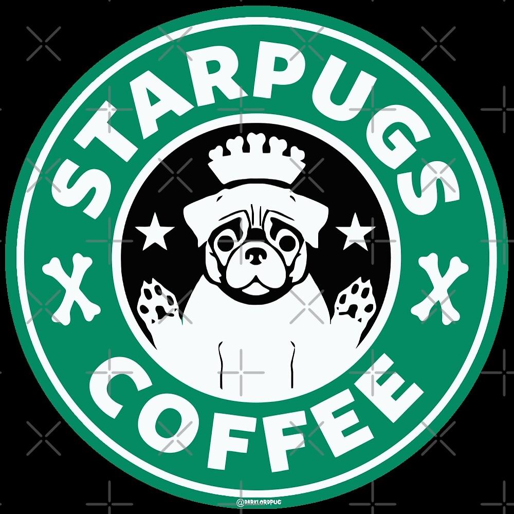 Starpugs Coffee by darklordpug