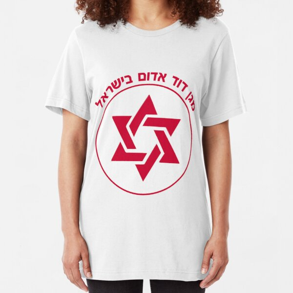 State of Israel Flag Shield Star of David Jewish Israeli Pride Hoodie Pullover