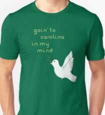 Goin' to Carolina: James Taylor T-Shirt