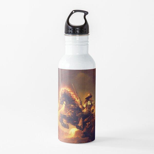 Steampunk Sheriff Water Bottle