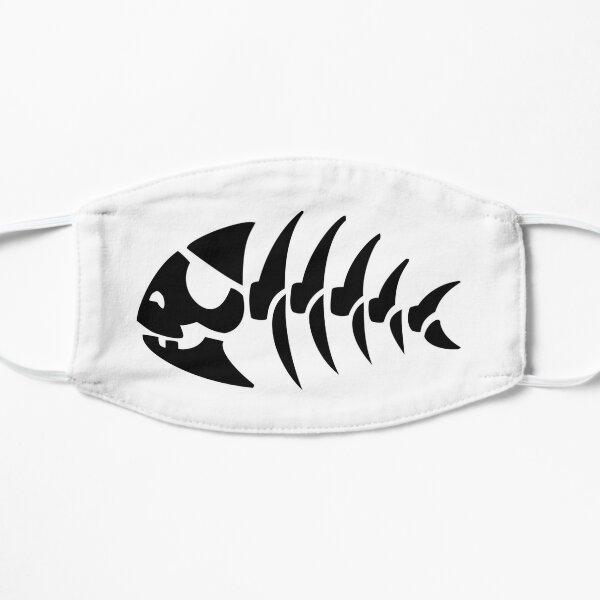 Pirate Fish Flat Mask