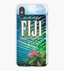 Fiji Water Bottles iPhone Case