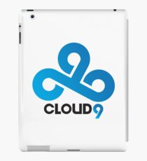 Cloud9 iPad Case/Skin
