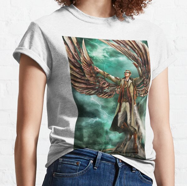 On Copper Wings Classic T-Shirt