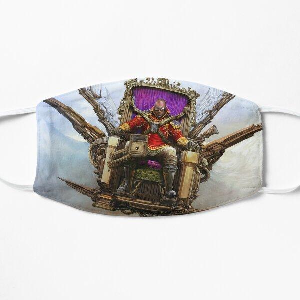 Steampunk Emperor Flat Mask