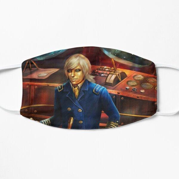 Steampunk Voyage Flat Mask